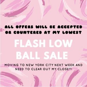 Other - MOVING TO NYC SALE✨